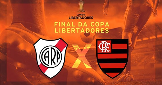 Kia Ora transmite final da Copa Libertadores Eventos BaresSP 570x300 imagem