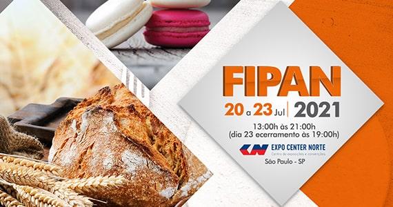 FIPAN reúne os maiores profissionais do setor de panificação, confeitaria e food business Eventos BaresSP 570x300 imagem
