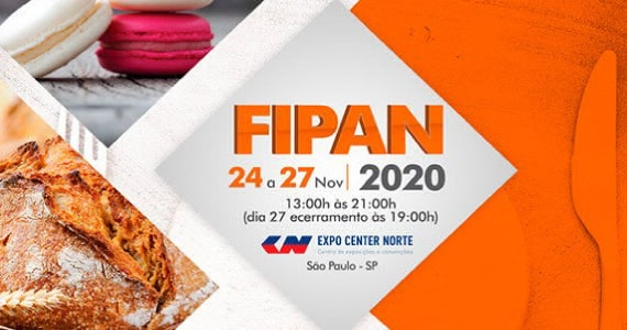 FIPAN 2020 no Expo Center Norte