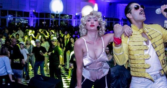 Flashback da AOPM prepara o tema To the future com DJs renomados Eventos BaresSP 570x300 imagem