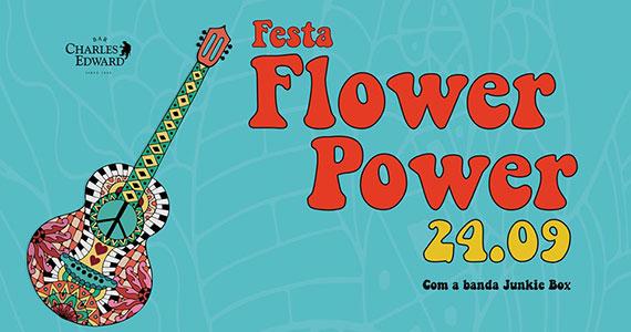 Charles Edward promove a Festa Flower Power Eventos BaresSP 570x300 imagem