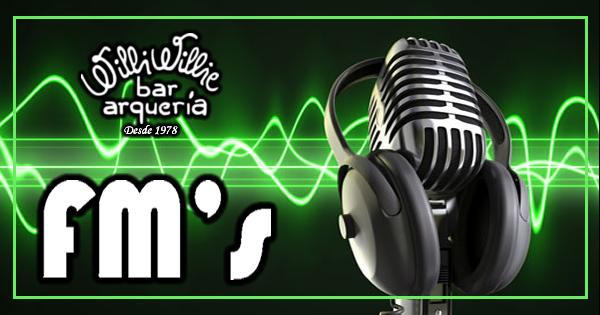 Programação - Banda FMs (pop rock)