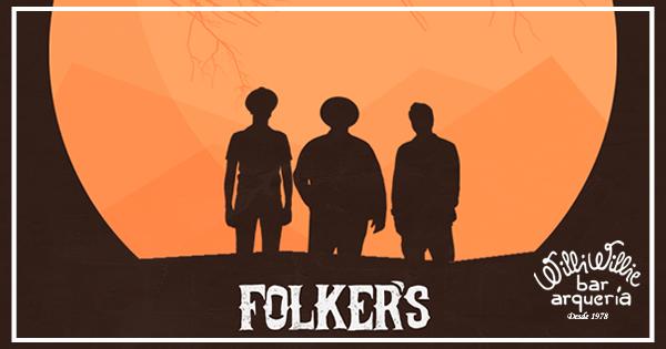 Programação - Folkers (Folk Rock)