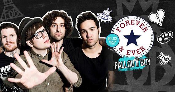 Festa Forever & Ever - História de Verão com a Banda Especial Fall Out Boy no Beco 203 Eventos BaresSP 570x300 imagem