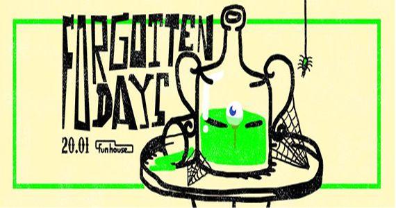 Sexta é dia de Forgotten Days: emo e pop-punk na Funhouse  Eventos BaresSP 570x300 imagem