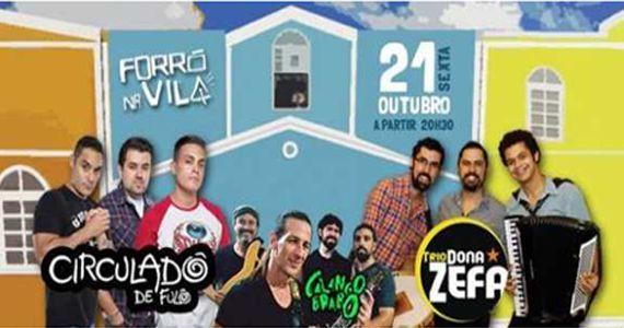 Muito forró com Circuladô de Fulô e Trio Dona Zefa no Centro de Tradições Nordestinas Eventos BaresSP 570x300 imagem
