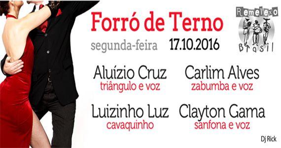 Segunda-feira é dia do projeto Forró de Terno para embalar a noite da galera no Remelexo Brasil Eventos BaresSP 570x300 imagem