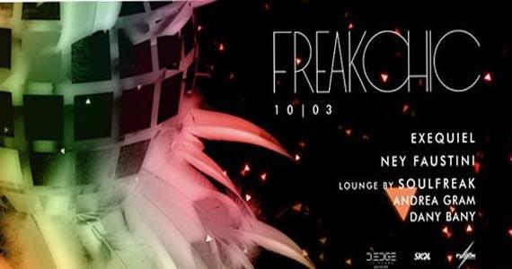 Festa Freak Chic embala a noite da galera na balada D Edge da Barra Funda Eventos BaresSP 570x300 imagem