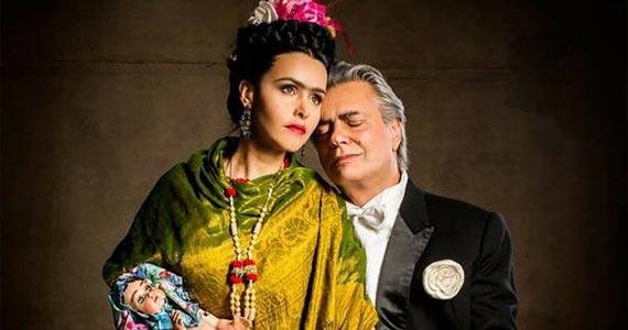 Leona Cavalli e José Rubens Chachá reestreiam a peça Frida y Diego no Teatro J. Safra em curta temporada Eventos BaresSP 570x300 imagem