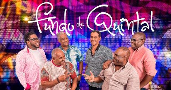 Fundo de Quintal canta os seus sucessos no Templo Bar de Fé Eventos BaresSP 570x300 imagem