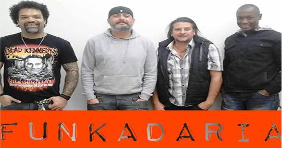 Funkadaria apresenta um repertório com muito black music, soul, pop, disco e american funk no Bourbon Street Eventos BaresSP 570x300 imagem