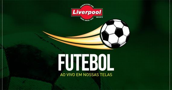 Quarta-Feira tem Happy Hour no Liverpool com a transmissão ao vivo de Jogos de Futebol Eventos BaresSP 570x300 imagem