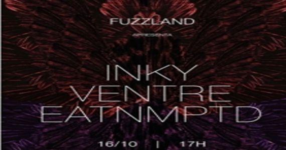 Fuzzland apresenta as bandas INKY, Ventre e EATNMPTD no Estúdio Eventos BaresSP 570x300 imagem