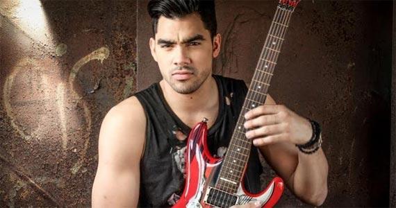 Gabriel Diniz traz para o palco do Terra Country os seus maiores sucessos BaresSP
