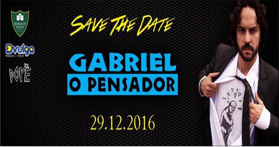 Gabriel O Pensador dono dos sucessos Cachimbo da Paz, Astronauta,2345678 se apresenta no Dunluce Irish Pub  Eventos BaresSP 570x300 imagem