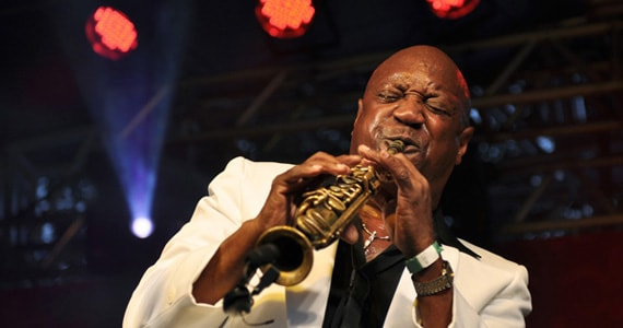 Bourbon Street recebe o show do saxofonista Gary Brown