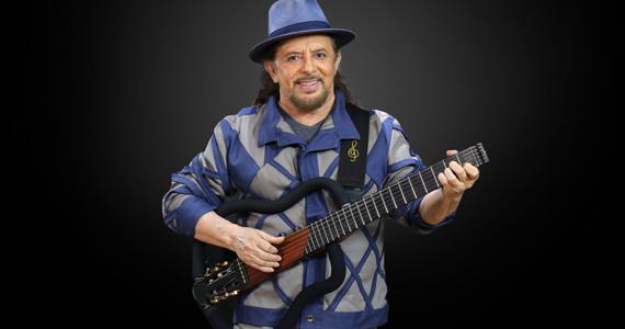 Teatro Gamaro recebe novo show do cantor Geraldo Azevedo Eventos BaresSP 570x300 imagem