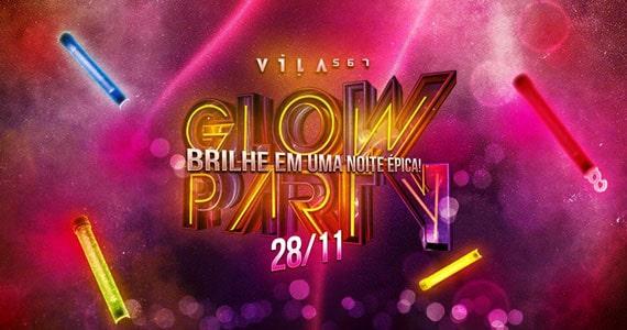Vila 567 promove Glow Party com DJs e sertanejo ao vivo Eventos BaresSP 570x300 imagem