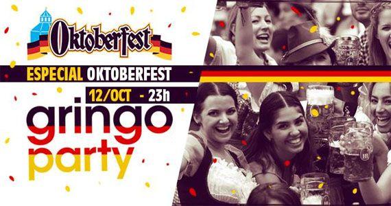 Quarta-feira é dia de curtir Gringo Party a partir das 23h na Lab Club Eventos BaresSP 570x300 imagem