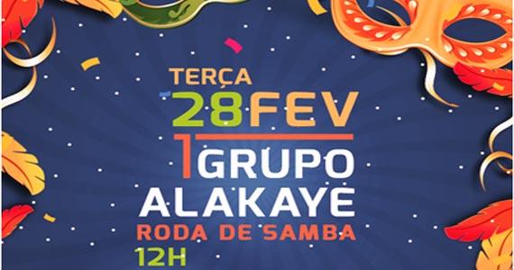 Carnaval com o grupo Alakaye fazendo a sua roda de samba na Companhia da Cerveja Eventos BaresSP 570x300 imagem