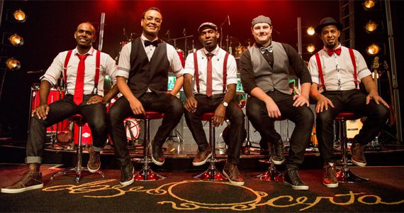 Grupo Dose Certa anima a noite com muito samba no Espaço Samba Eventos BaresSP 570x300 imagem