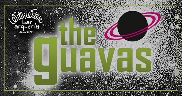 Programação - Banda The Guavas (Pop Rock e Hits de FM)