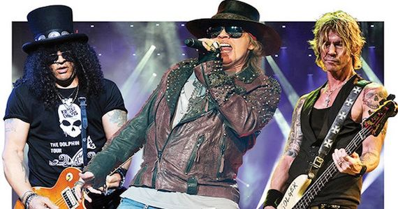 Guns N' Roses apresenta show da turnê Not Is This Lifetime no Allianz Parque Eventos BaresSP 570x300 imagem