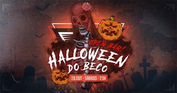 Criaturas místicas irão assombrar a pista de dança do Beco 203 durante a Festa de Halloween Eventos BaresSP 570x300 imagem