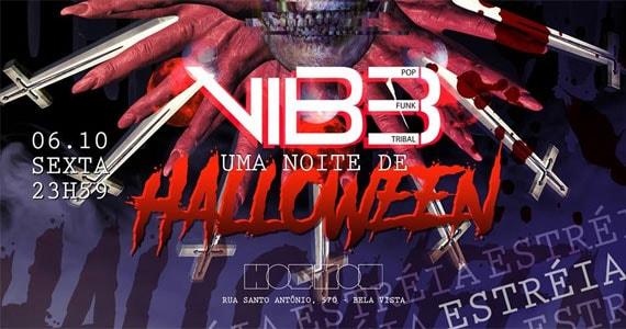 Festa VIB3 faz sua estreia na balada Hot Hot com especial de Halloween  Eventos BaresSP 570x300 imagem