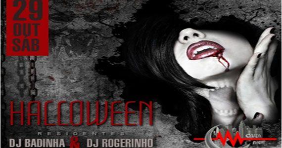 Festa de Halloween com os Djs residentes Badinha e Rogerinho na Over Night Eventos BaresSP 570x300 imagem