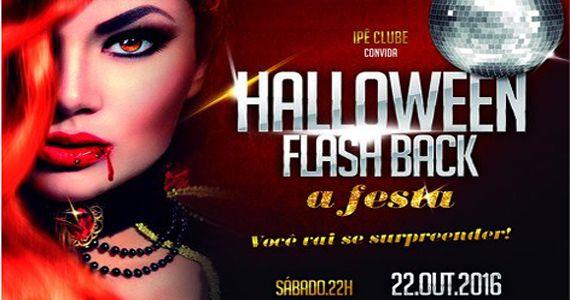 Festa de Halloween Flash Back do Ipê Clube com Dj Marcos Freitas e Thais Jaar  Eventos BaresSP 570x300 imagem