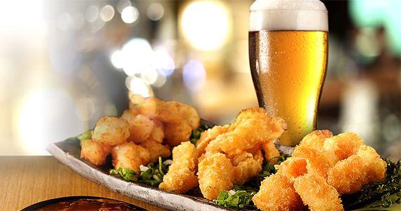 Cerveja gelada, porções deliciosamente preparadas e muito samba é no José Menino Eventos BaresSP 570x300 imagem