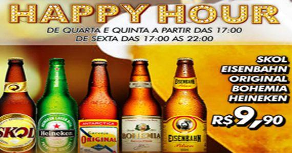 Boteco Vila Rica oferece happy hour com chopp gelado Eventos BaresSP 570x300 imagem