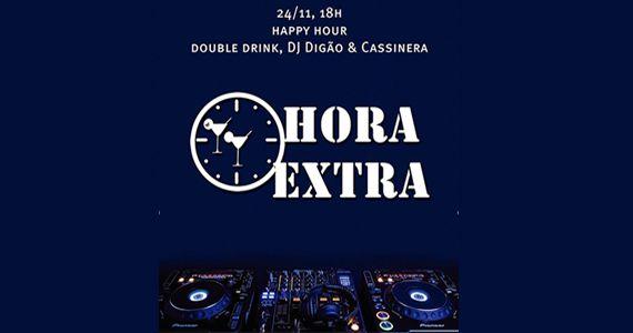 Hoje é dia de curtir Happy Hour - Edição Especial: Hora Extra no Club Transatlântico Eventos BaresSP 570x300 imagem