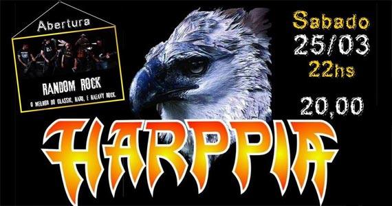 A primeira banda de heavy metal brasileiro, Harppia, sobe no palco do Casa Amarela Eventos BaresSP 570x300 imagem