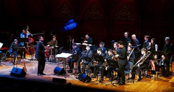Show de Harvard Jazz Band no Bourbon Street Music Club Eventos BaresSP 570x300 imagem