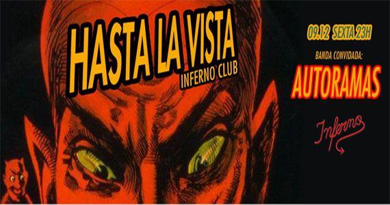 Show da banda Autoramas e Djs convidados embalam a noite no Inferno Club Eventos BaresSP 570x300 imagem
