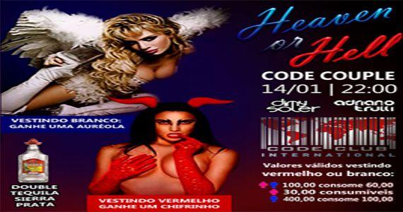 Sábado o Code Club estará dividido entre o céu e o inferno Eventos BaresSP 570x300 imagem