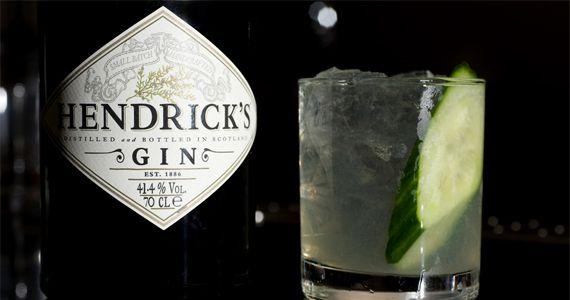 Bar Fleming's fecha a última semana da mixologia com drinks feitos com o gin escocês Hendrick´s  Eventos BaresSP 570x300 imagem