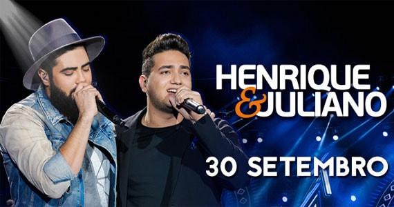 Henrique & Juliano apresentam seus sucessos em show no Espaço das Américas Eventos BaresSP 570x300 imagem
