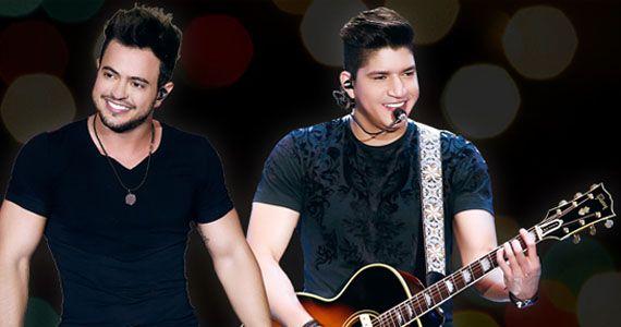 A dupla Henrique e Diego cantam os seus maiores sucessos no Clube Juventus Eventos BaresSP 570x300 imagem