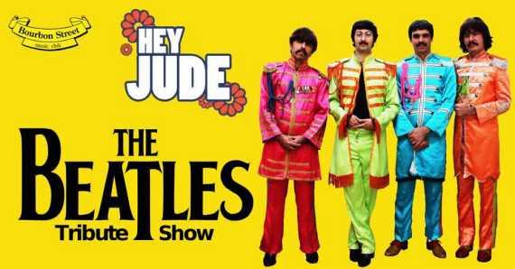 Show da banda Hey Jude revive os tempos dos The Beatles no Bourbon Street Eventos BaresSP 570x300 imagem