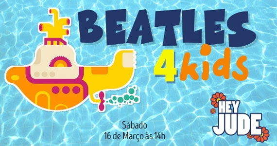 Beatles 4Kids retornam ao Paris 6 Burlesque pelo espetáculo Hey Jude Eventos BaresSP 570x300 imagem