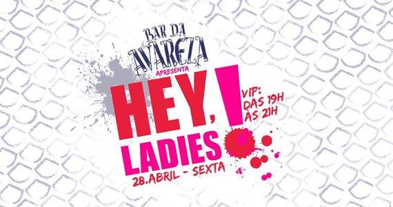 A banda Hey Ladies apresenta covers no palco do Bar da Avareza Eventos BaresSP 570x300 imagem