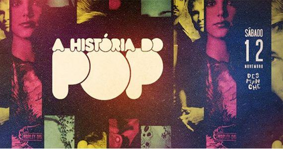 Sábado acontece a Festa Bunker: A história do POP no Espaço Desmanche  Eventos BaresSP 570x300 imagem