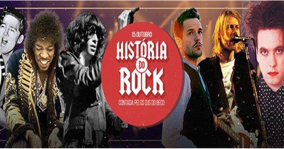 História do rock com os hits dos anos 50 a 2000 mais Guitar Hero no Beco 203 Eventos BaresSP 570x300 imagem