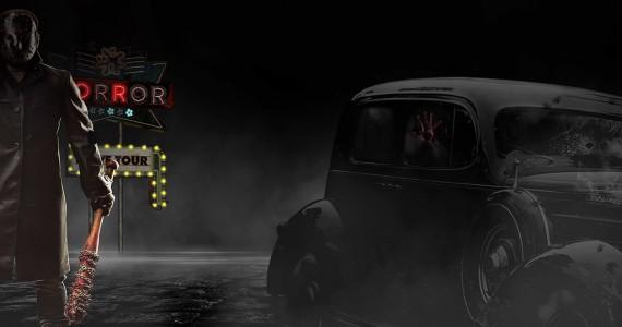 Com formato inédito Hopi Hari estreia o  Horror Drive Tour  Eventos BaresSP 570x300 imagem