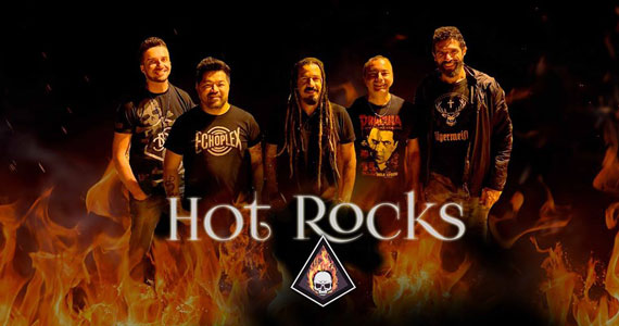 Banda Hot Rocks traz o melhor do pop rock ao Duboie Bar Eventos BaresSP 570x300 imagem