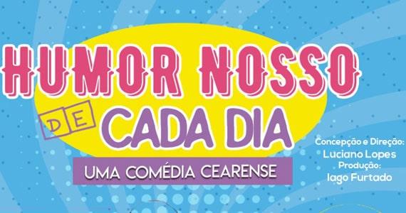 Espetáculo Humor Nosso de Cada Dia em cartaz no Teatro Ruth Escobar Eventos BaresSP 570x300 imagem