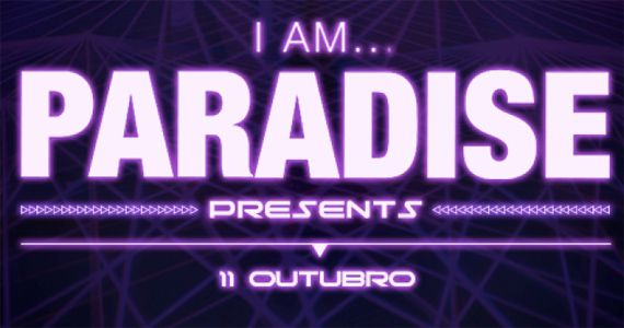 Venha sair da rotina na festa I am Paradise do dia 11 de outubro no Villaggio JK  Eventos BaresSP 570x300 imagem